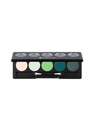 Flormar Colour Eyeshadow Palette 09 Renkli